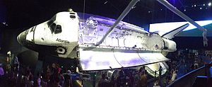 Atlantis at KSC Visitor Complex.JPG