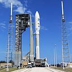 Atlas V AV-077 with GOES-S on launch pad (KSC-20180228-PH JBS01 0152).jpg