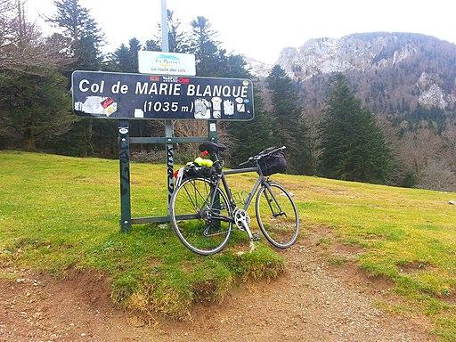 Au col de Marie-Blanque - panoramio