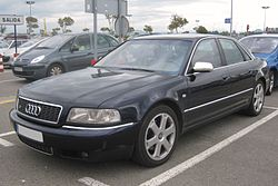 Audi S8 Wikipedia