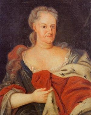 Augusta Dorothea of Brunswick-Wolfenbüttel - Image: Augusta Dorothea of Brunswick Wolfenbüttel, princess of Schwarzburg Sondershausen
