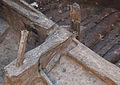 Ausgrabungen Slawischer Burgwall im Schweriner Schloss (DerHexer) 2014-11-15 29.jpg
