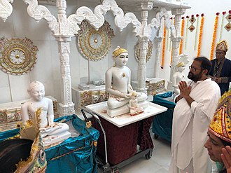 Demographics of Texas - Jain temple celebrations in Austin.
