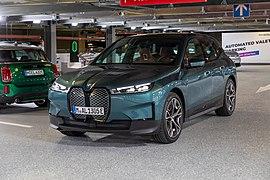 Automated valet parking, IAA 2021, Munich (IAA10456).jpg