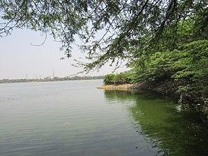 Avadi - Image: Avadi lake 3