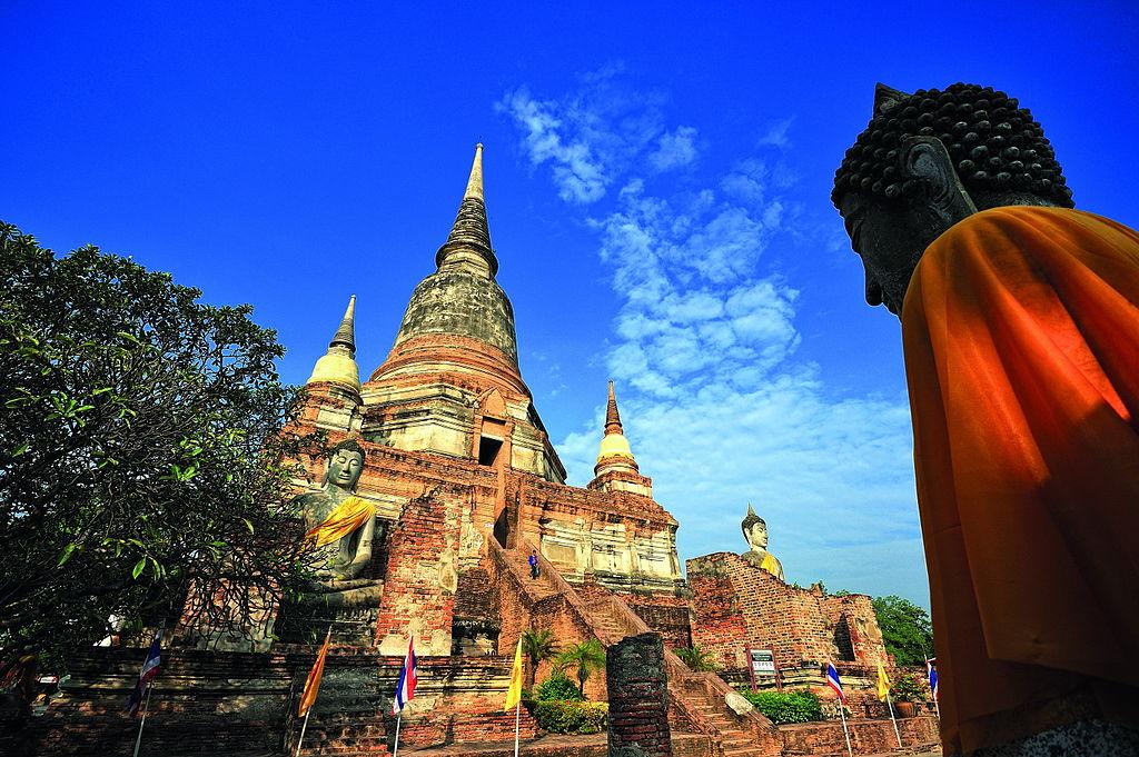 Ayutthaya Wat Yai Chai Mongkhon 2