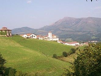 Azpilkueta - Image: Azpilikueta ikuspegia