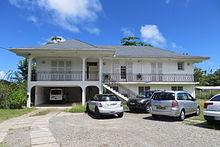 Locaux de l'Observatoire Régional de la Santé de Guyane