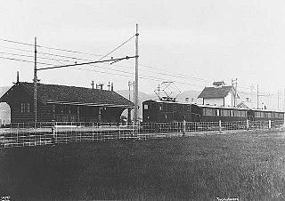 Thamshavn Line