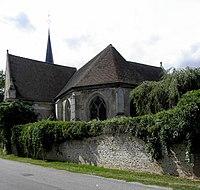 Bérou-la-Mulotière (28) Église 05.JPG