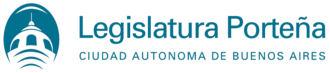 Buenos Aires City Legislature - Image: BA city legislat logo