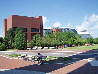 Ball State University College of Architecture and Planning - Image: BSU Arch Building