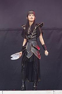 Suzuka Nakamoto Japanese female singer