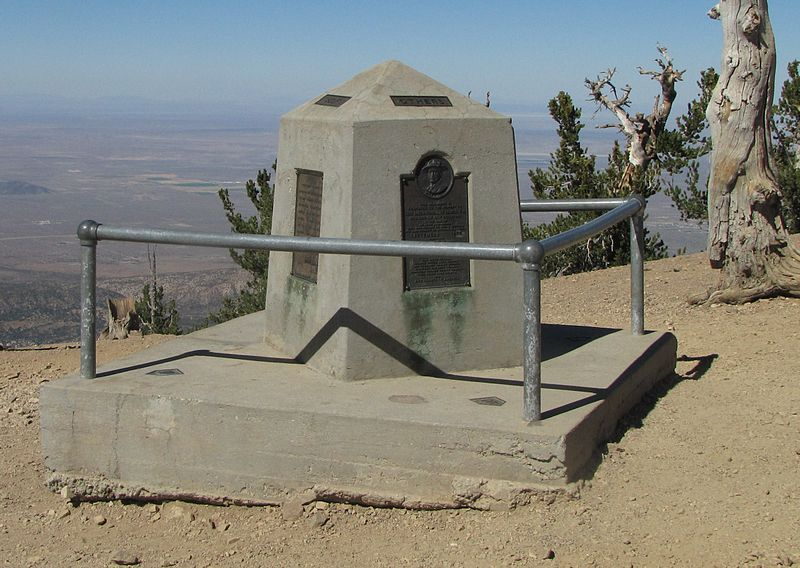 Mount Baden Powell Historical Landmark