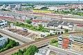 Bahnbetriebswerk München Hbf Luftaufnahme vom Süden.jpg