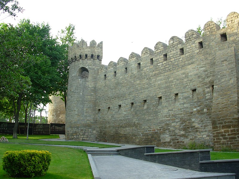 Súbor:Baku fortress.JPG