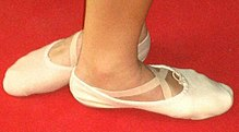 Schläppchen & Ballettschläppchen