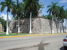 Baluarte de santiago campeche wikipedia la for Jardin botanico xmuch haltun