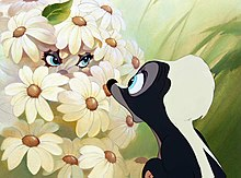 Image illustrative de l'article Fleur (Disney, Bambi)