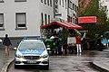 Bammental - Kerwe 2015 Mercedes-Benz Polizei.JPG