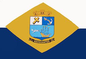 Navegantes - Image: Bandeira navegantes