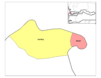 Kanifing District - Kanifing is by far the larger of the two districts of Banjul Division.