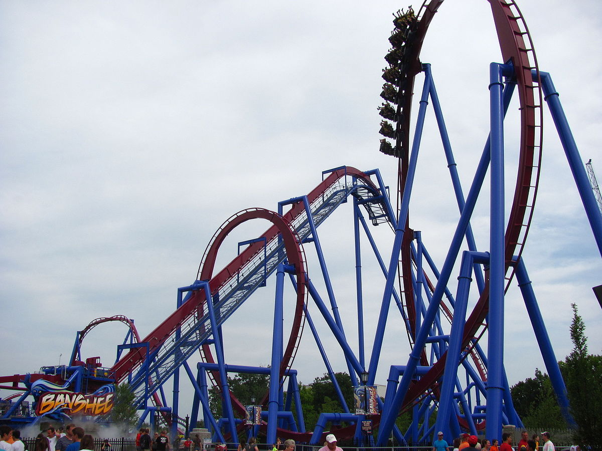 Banshee Kings Island Review