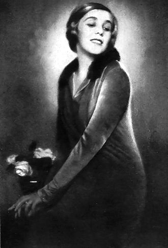 Lili Darvas - Darvas c. 1926