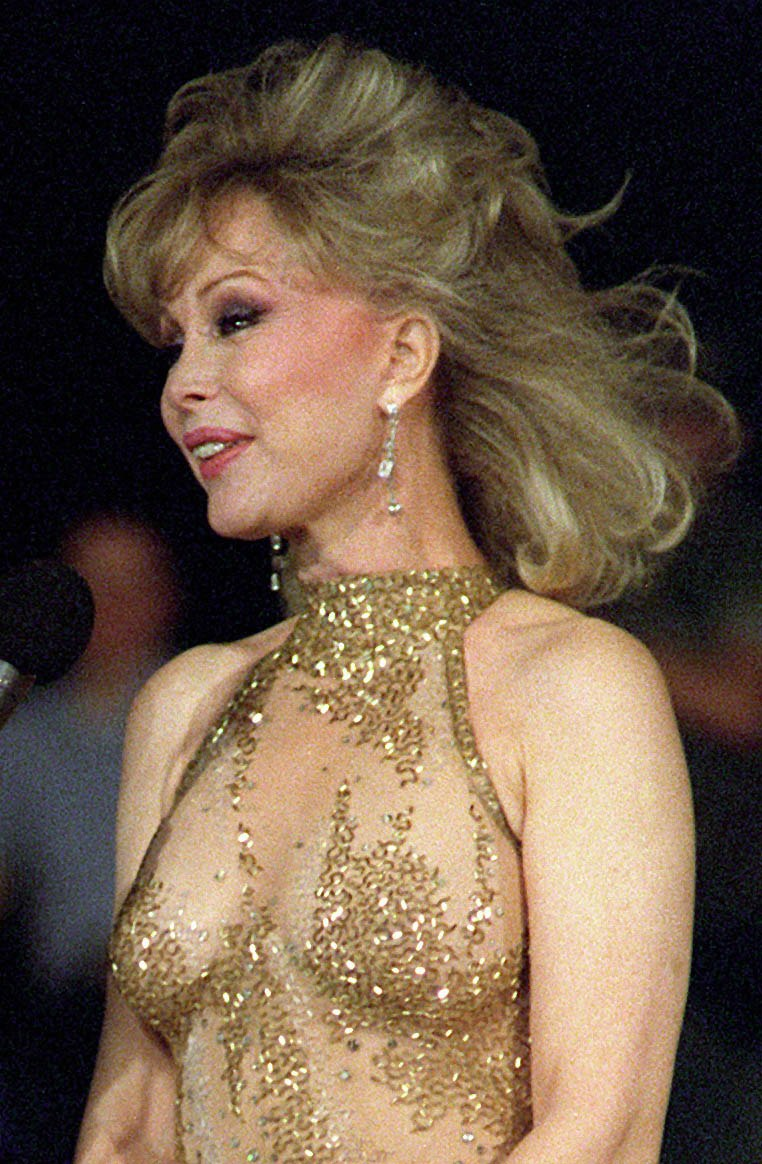 Barbara Eden Crop