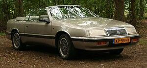 Chrysler LeBaron - Image: Baron 010 cropped