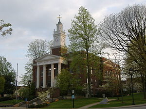 Barren County, Kentucky - Image: Barren County Kentucky courthouse 2