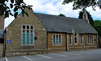Barrowby - Image: Barrowby Old Schoolhouse