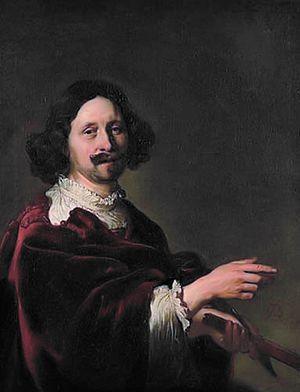 Bartholomeus Breenbergh - Bartholomeus Breenbergh (1599-1659), by Jacob Adriaensz Backer, 1644