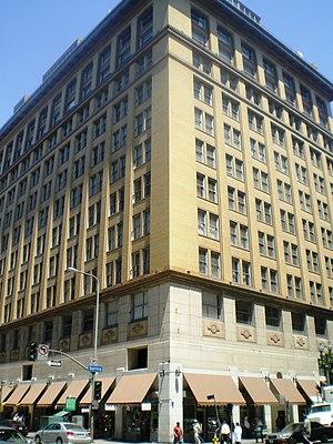 A.G. Bartlett Building - Image: Bartlett Building (Los Angeles)