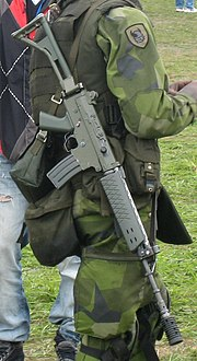 Equipment of the Swedish Army - Wikipedia, the free encyclopedia