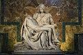 Basilica di San Pietro, Pietà di Michelangelo - panoramio.jpg