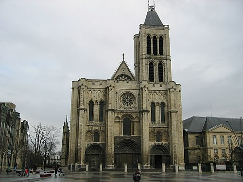 Photo - Basilique Saint-Denis