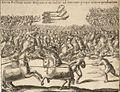 Batalla ente españoles y mapuches - por Alonso de Ovalle.jpg