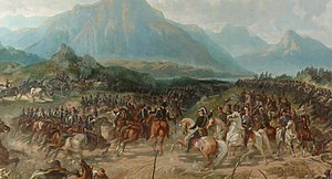Giuseppe Govone - Battle of Pastrengo (1848)