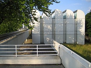 Bauhaus Archive - Image: Bauhaus Arch 1a