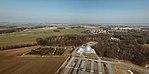 Bautzen Kleinwelka Park Aerial Pan.jpg