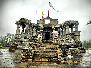 Shiva Temple, Bavka - The ruined Shiva temple of Bavka