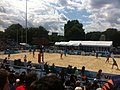 Beach Volleyball in Horseguards Parade August 2011.jpg
