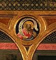 Beato Angelico, Annunciazione di San Giovanni Valdarno, 1432 ca., 03 dio padre 2.jpg