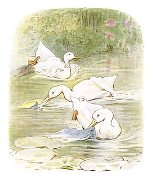 Beatrix Potter - The Tale of Tom Kitten - Illustration from p 81.jpg
