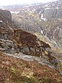 Beautiful Mahon falls from Comeragh mountain - geograph.org.uk - 1165933.jpg