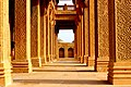 Beautiful architecture - pillars at Makli, Thatta.jpg