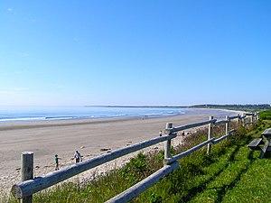 Port Maitland, Nova Scotia - Port Maitland Beach.