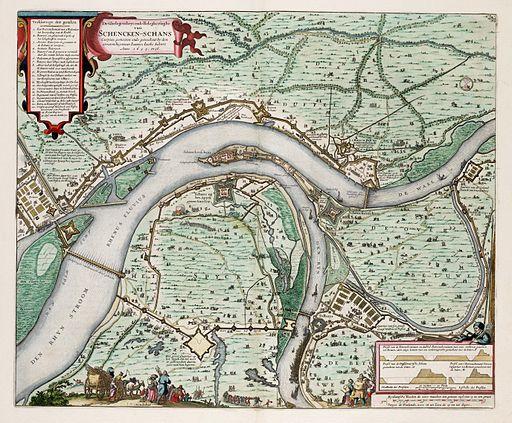 Belegering van Schenkenschans in 1635 en 1636 (Johannes Jacobus Schort)