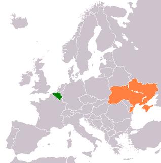 Belgium–Ukraine relations Diplomatic relations between the Kingdom of Belgium and Ukraine